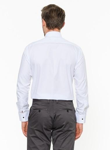Bruno Ferrini Gömlek Beyaz